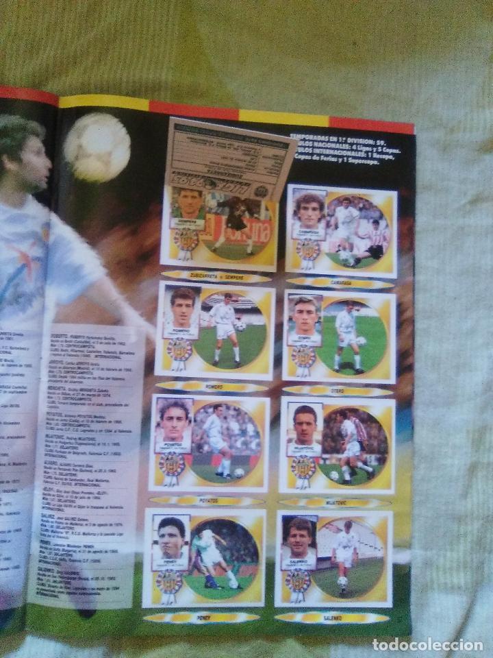 Álbum de fútbol completo: ALBUM COMPLETO EDICIONES ESTE 1994-95 LIGA ESTE 94-95 - Foto 36 - 82645716