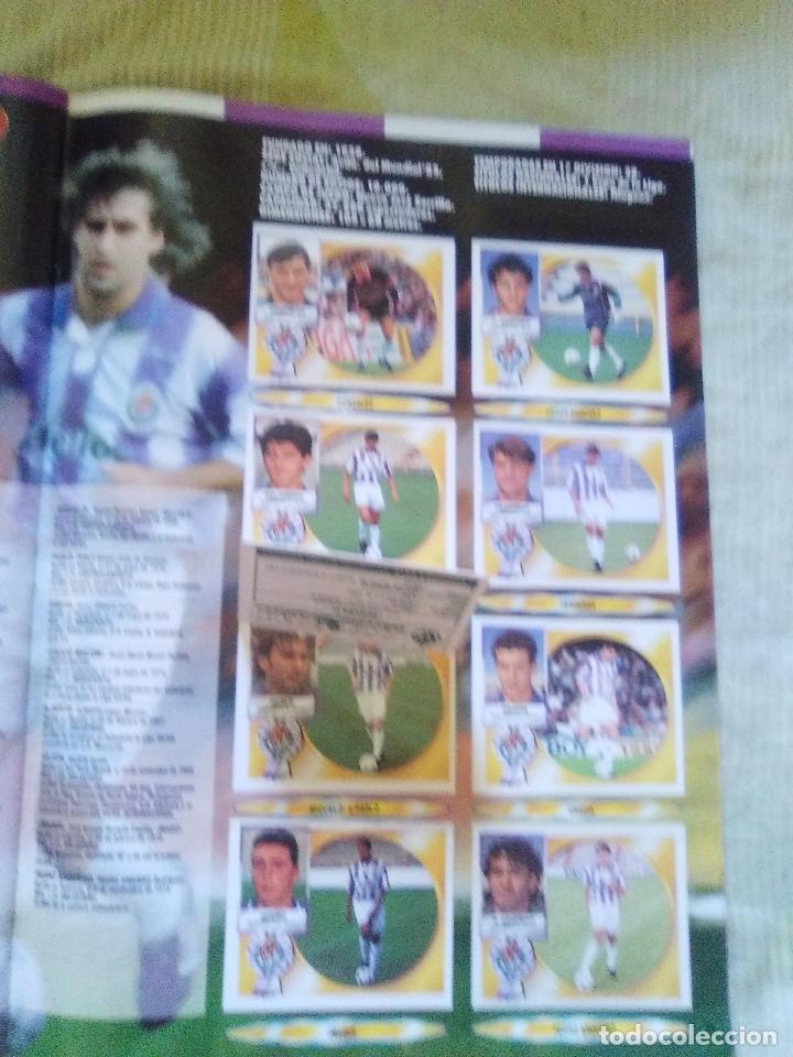 Álbum de fútbol completo: ALBUM COMPLETO EDICIONES ESTE 1994-95 LIGA ESTE 94-95 - Foto 38 - 82645716