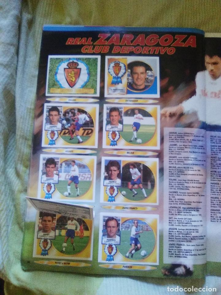 Álbum de fútbol completo: ALBUM COMPLETO EDICIONES ESTE 1994-95 LIGA ESTE 94-95 - Foto 39 - 82645716
