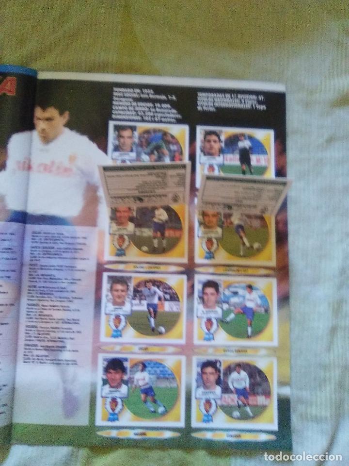 Álbum de fútbol completo: ALBUM COMPLETO EDICIONES ESTE 1994-95 LIGA ESTE 94-95 - Foto 40 - 82645716