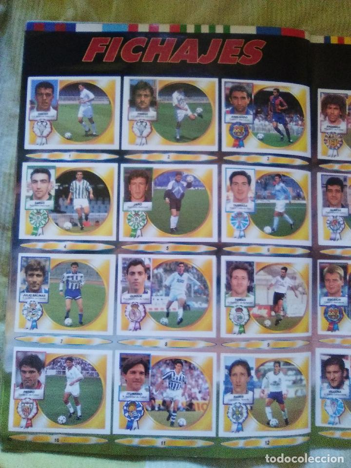 Álbum de fútbol completo: ALBUM COMPLETO EDICIONES ESTE 1994-95 LIGA ESTE 94-95 - Foto 41 - 82645716