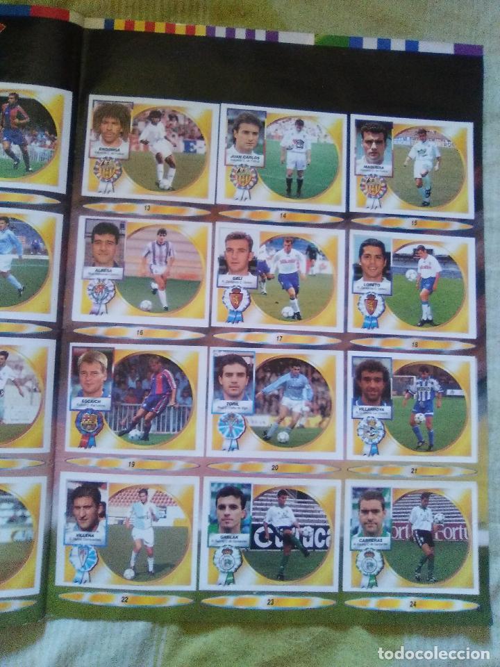 Álbum de fútbol completo: ALBUM COMPLETO EDICIONES ESTE 1994-95 LIGA ESTE 94-95 - Foto 42 - 82645716