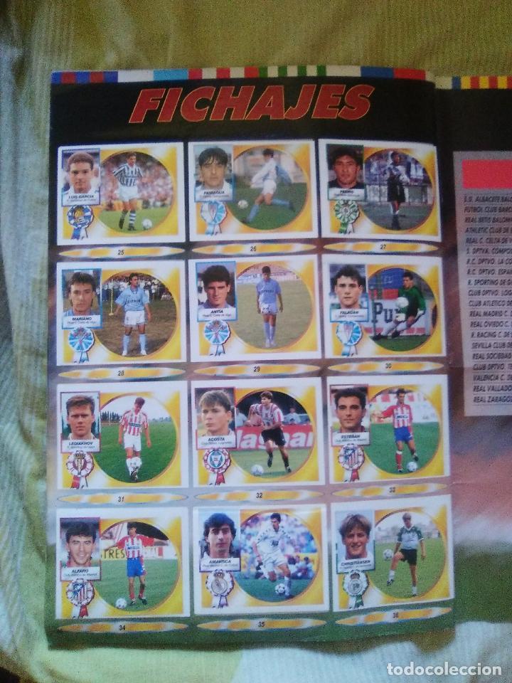 Álbum de fútbol completo: ALBUM COMPLETO EDICIONES ESTE 1994-95 LIGA ESTE 94-95 - Foto 43 - 82645716