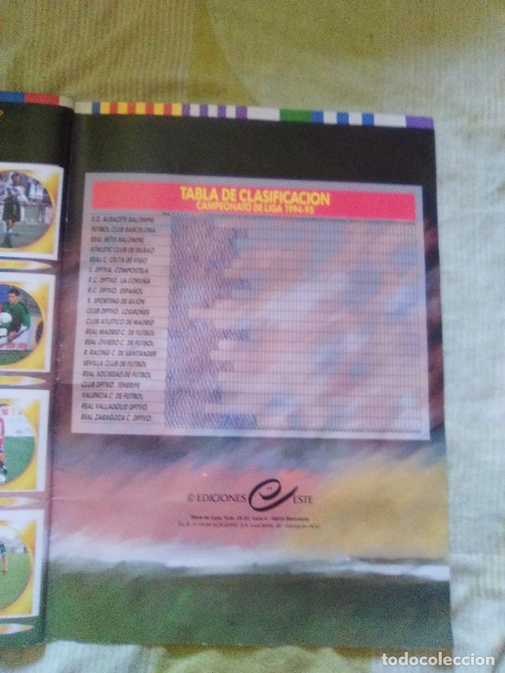 Álbum de fútbol completo: ALBUM COMPLETO EDICIONES ESTE 1994-95 LIGA ESTE 94-95 - Foto 44 - 82645716