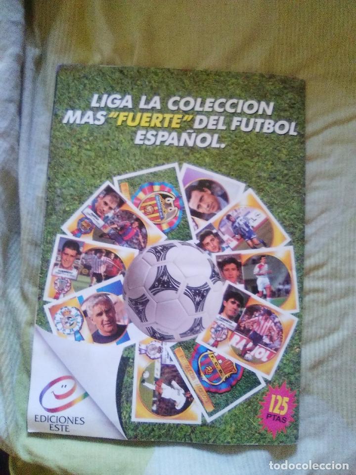 Álbum de fútbol completo: ALBUM COMPLETO EDICIONES ESTE 1994-95 LIGA ESTE 94-95 - Foto 45 - 82645716