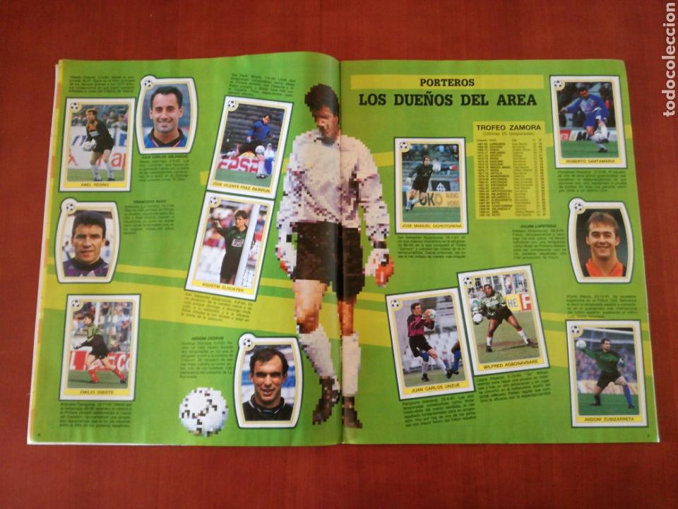 Álbum de fútbol completo: PANINI ESTRELLAS DE LA LIGA DE FUTBOL 92-93 COMPLETA - Foto 5 - 83629854