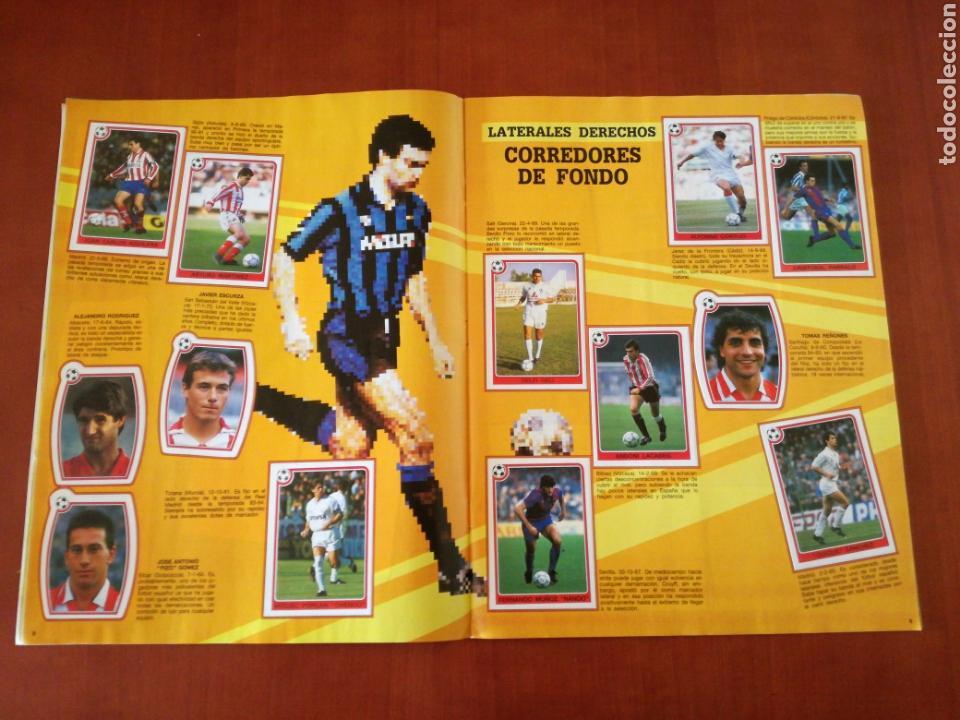 Álbum de fútbol completo: PANINI ESTRELLAS DE LA LIGA DE FUTBOL 92-93 COMPLETA - Foto 6 - 83629854