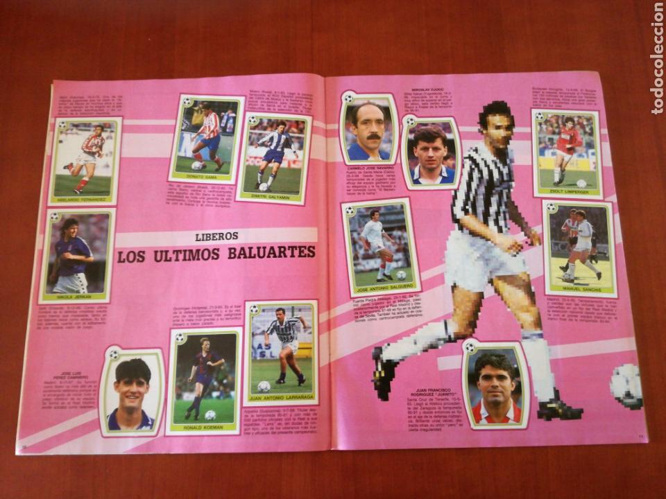 Álbum de fútbol completo: PANINI ESTRELLAS DE LA LIGA DE FUTBOL 92-93 COMPLETA - Foto 7 - 83629854