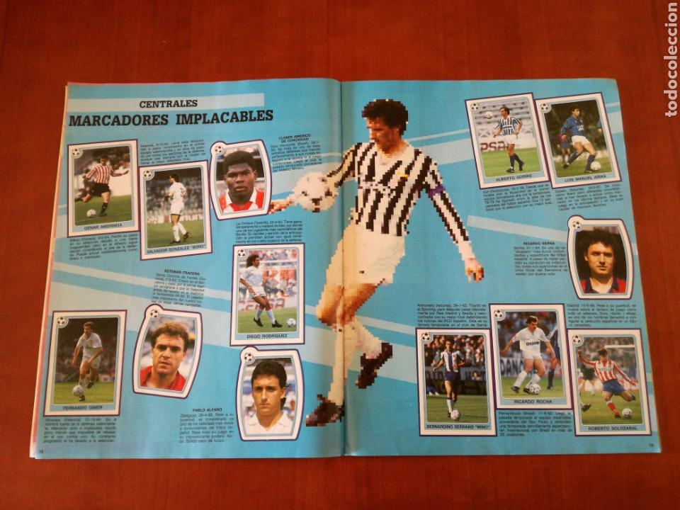 Álbum de fútbol completo: PANINI ESTRELLAS DE LA LIGA DE FUTBOL 92-93 COMPLETA - Foto 8 - 83629854