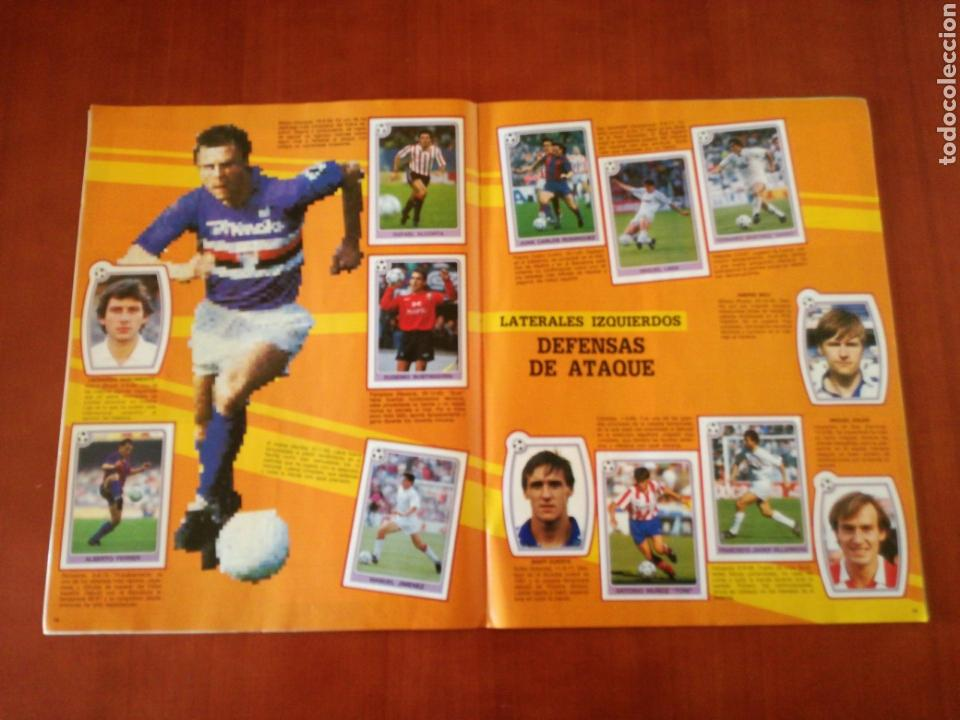 Álbum de fútbol completo: PANINI ESTRELLAS DE LA LIGA DE FUTBOL 92-93 COMPLETA - Foto 9 - 83629854