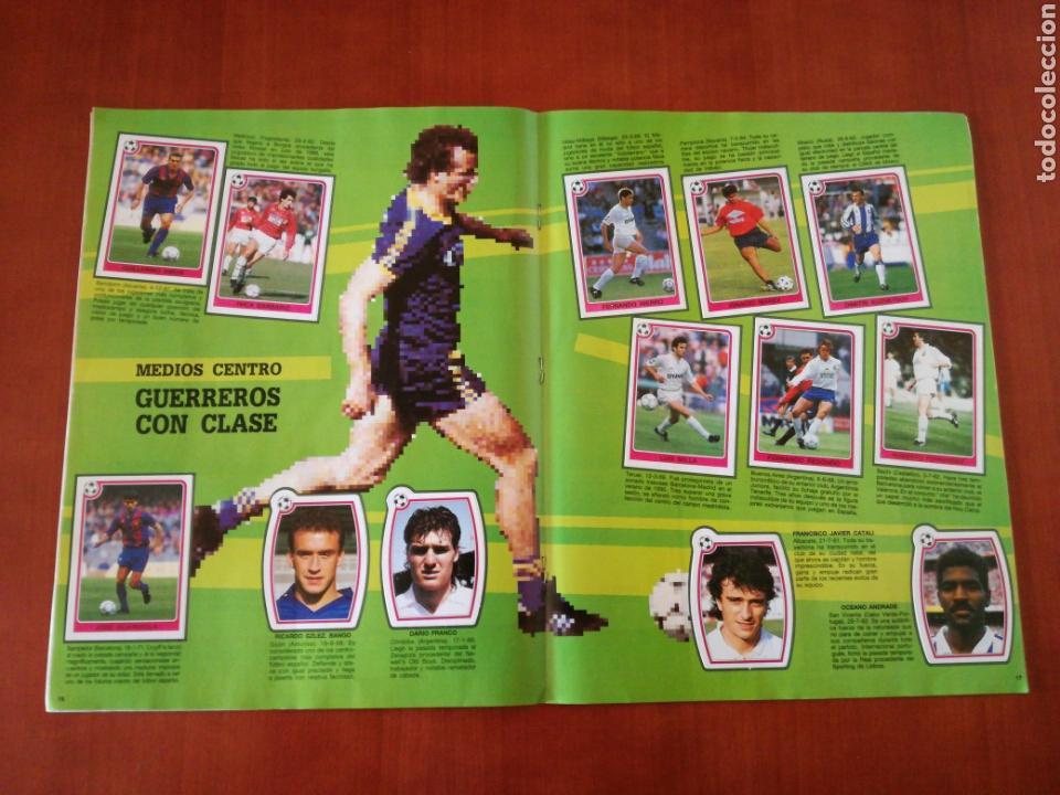 Álbum de fútbol completo: PANINI ESTRELLAS DE LA LIGA DE FUTBOL 92-93 COMPLETA - Foto 10 - 83629854