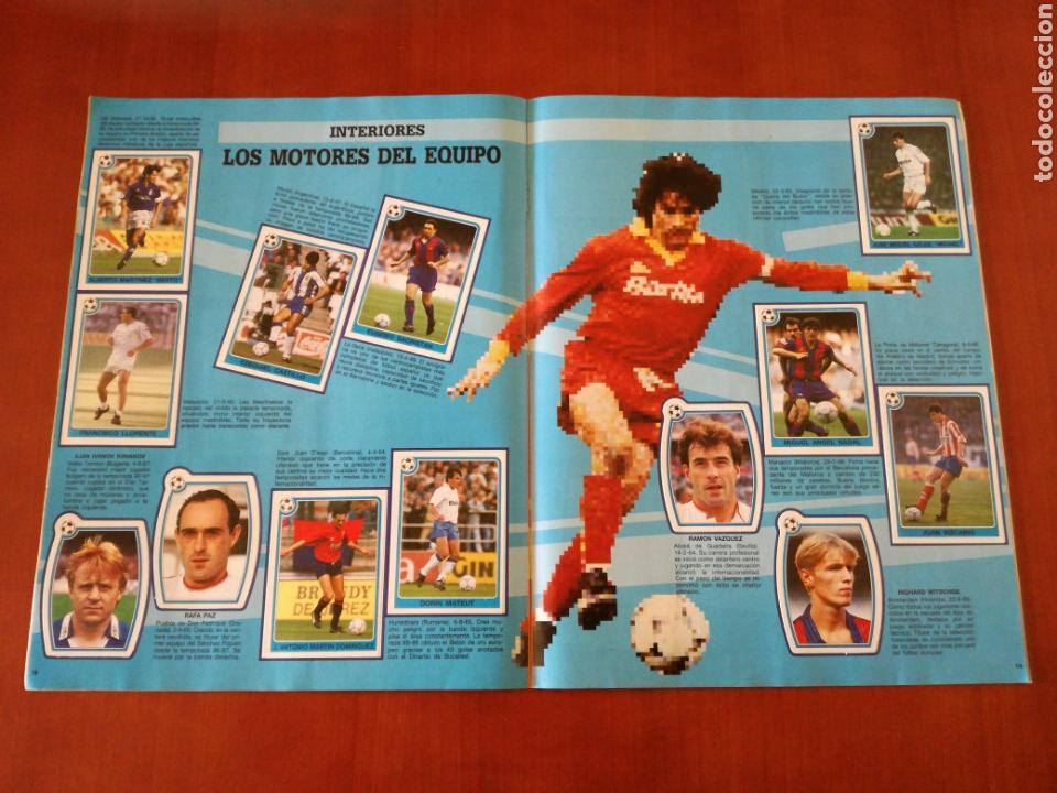 Álbum de fútbol completo: PANINI ESTRELLAS DE LA LIGA DE FUTBOL 92-93 COMPLETA - Foto 11 - 83629854