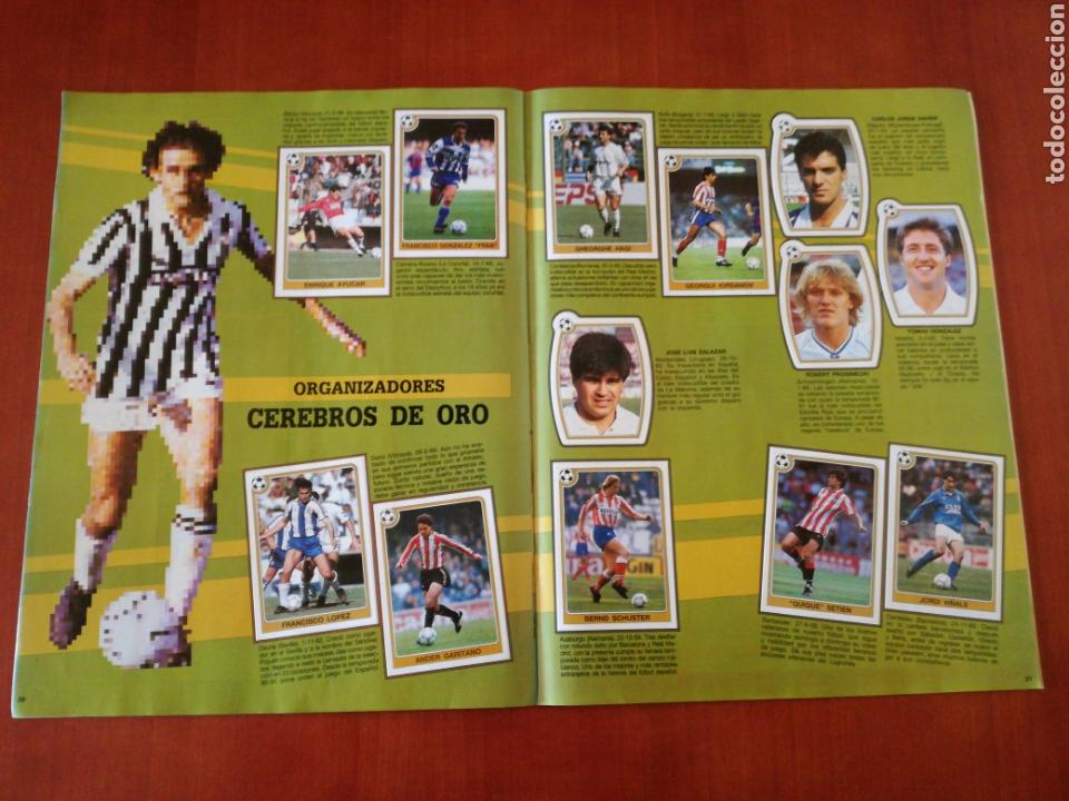 Álbum de fútbol completo: PANINI ESTRELLAS DE LA LIGA DE FUTBOL 92-93 COMPLETA - Foto 12 - 83629854