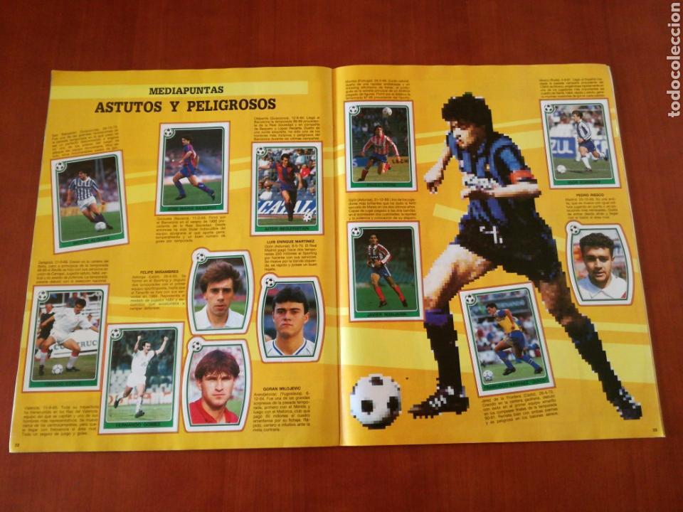 Álbum de fútbol completo: PANINI ESTRELLAS DE LA LIGA DE FUTBOL 92-93 COMPLETA - Foto 13 - 83629854