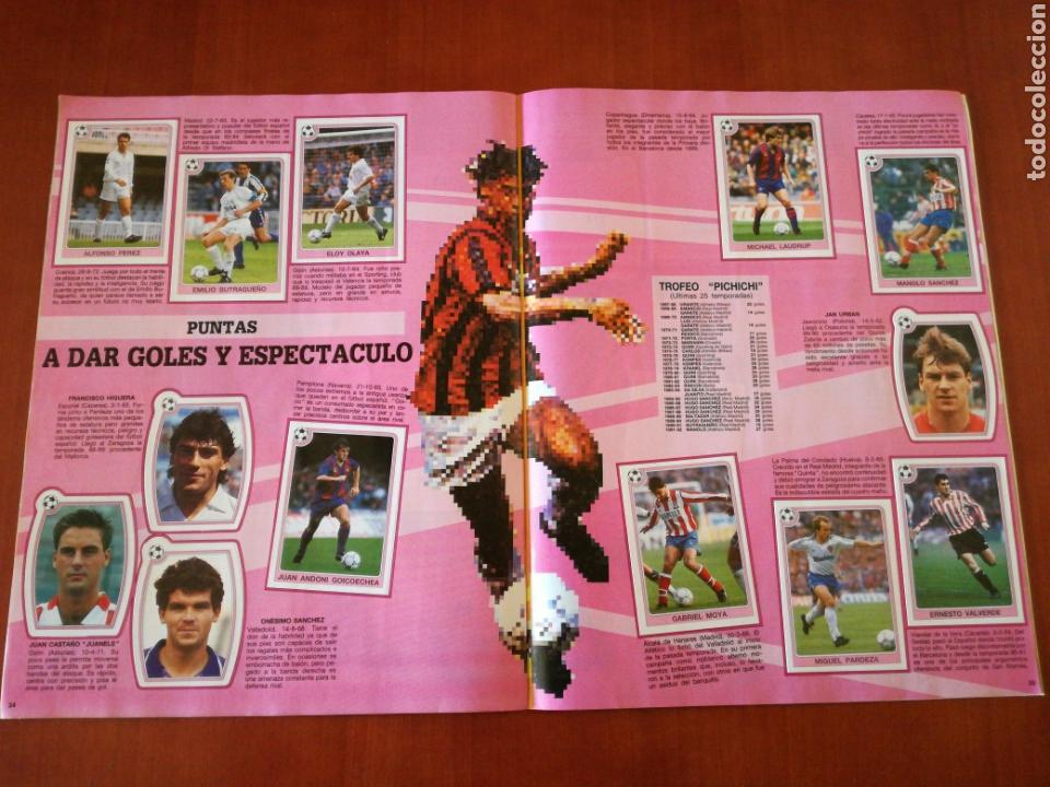 Álbum de fútbol completo: PANINI ESTRELLAS DE LA LIGA DE FUTBOL 92-93 COMPLETA - Foto 14 - 83629854