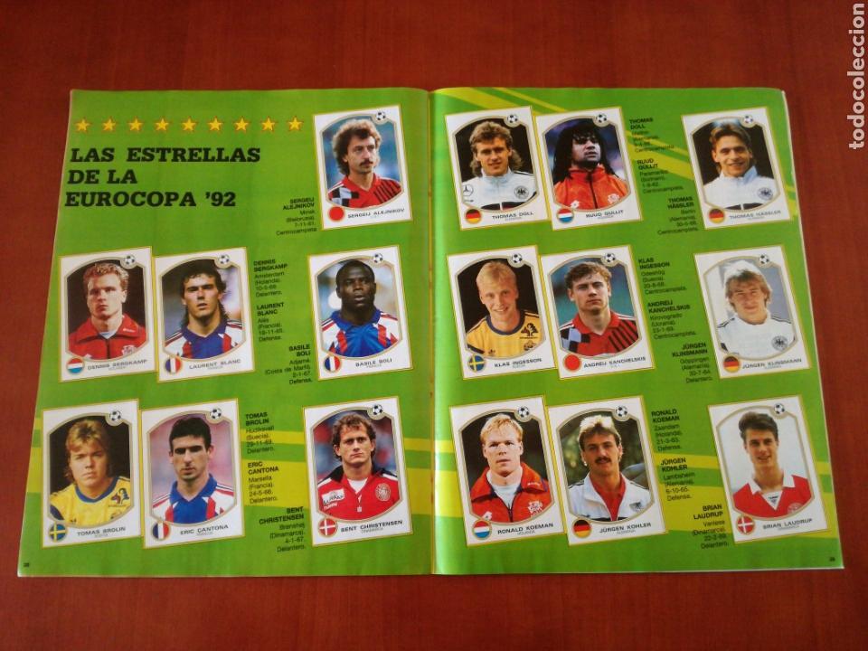 Álbum de fútbol completo: PANINI ESTRELLAS DE LA LIGA DE FUTBOL 92-93 COMPLETA - Foto 16 - 83629854