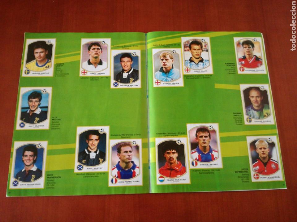 Álbum de fútbol completo: PANINI ESTRELLAS DE LA LIGA DE FUTBOL 92-93 COMPLETA - Foto 17 - 83629854
