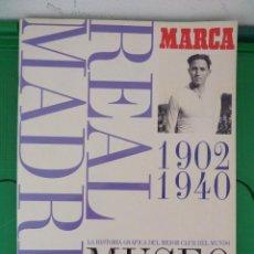 Álbum de fútbol completo: REAL MADRID MUSEO BLANCO 1902-1940. Lote 83673104
