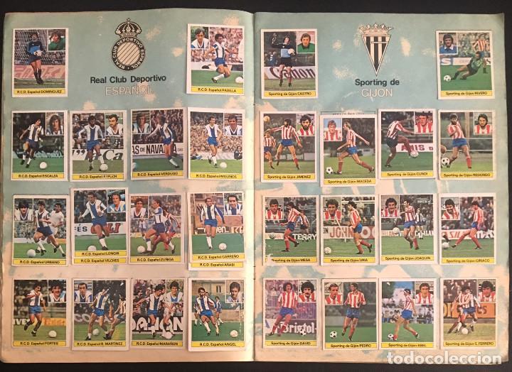 Álbum de fútbol completo: album de cromos completo campeonato liga 81-82 este 1981 1982 - Foto 5 - 86549284