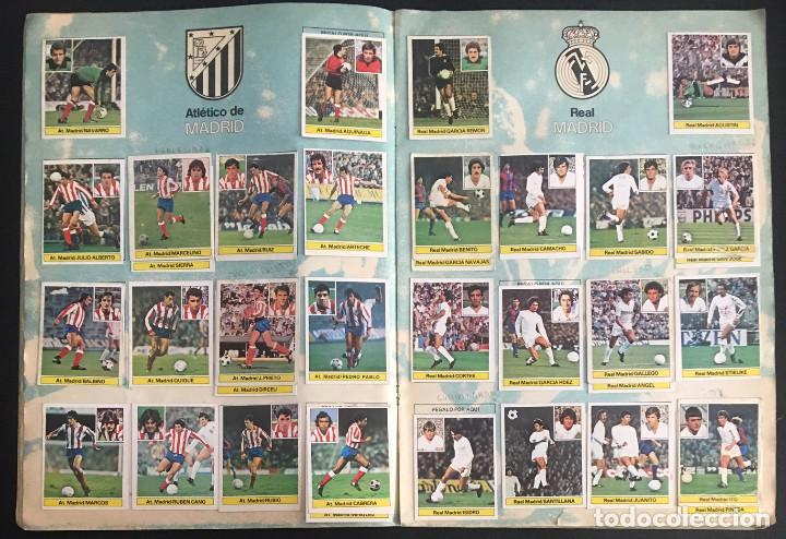 Álbum de fútbol completo: album de cromos completo campeonato liga 81-82 este 1981 1982 - Foto 7 - 86549284