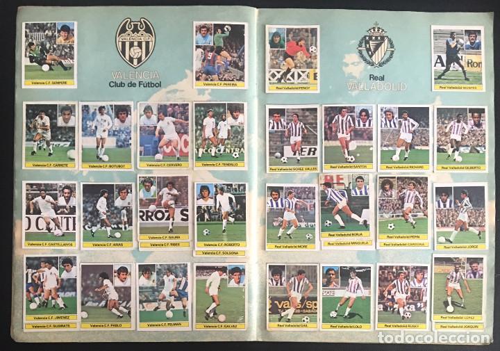 Álbum de fútbol completo: album de cromos completo campeonato liga 81-82 este 1981 1982 - Foto 10 - 86549284