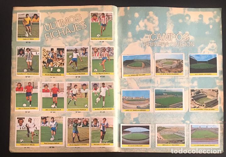 Álbum de fútbol completo: album de cromos completo campeonato liga 81-82 este 1981 1982 - Foto 12 - 86549284