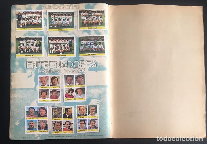 Álbum de fútbol completo: album de cromos completo campeonato liga 81-82 este 1981 1982 - Foto 14 - 86549284