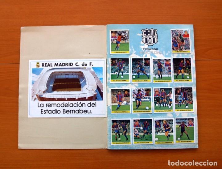 Álbum de fútbol completo: Album Liga 81-82, 1981-1982 -Ed. Este - Completo, mas 36 cromos que van aparte, ver fotos interiores - Foto 2 - 86647900
