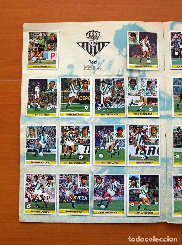Álbum de fútbol completo: Album Liga 81-82, 1981-1982 -Ed. Este - Completo, mas 36 cromos que van aparte, ver fotos interiores - Foto 4 - 86647900