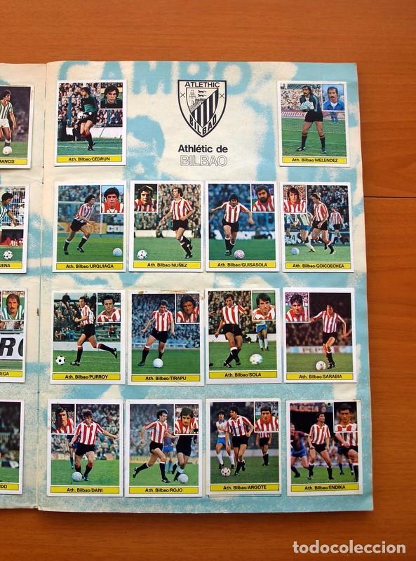 Álbum de fútbol completo: Album Liga 81-82, 1981-1982 -Ed. Este - Completo, mas 36 cromos que van aparte, ver fotos interiores - Foto 5 - 86647900