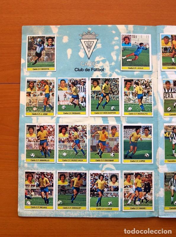 Álbum de fútbol completo: Album Liga 81-82, 1981-1982 -Ed. Este - Completo, mas 36 cromos que van aparte, ver fotos interiores - Foto 6 - 86647900