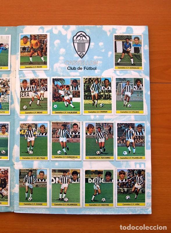 Álbum de fútbol completo: Album Liga 81-82, 1981-1982 -Ed. Este - Completo, mas 36 cromos que van aparte, ver fotos interiores - Foto 7 - 86647900
