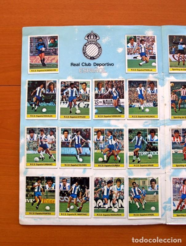 Álbum de fútbol completo: Album Liga 81-82, 1981-1982 -Ed. Este - Completo, mas 36 cromos que van aparte, ver fotos interiores - Foto 8 - 86647900