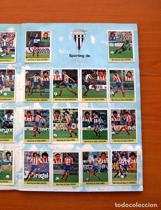 Álbum de fútbol completo: Album Liga 81-82, 1981-1982 -Ed. Este - Completo, mas 36 cromos que van aparte, ver fotos interiores - Foto 9 - 86647900