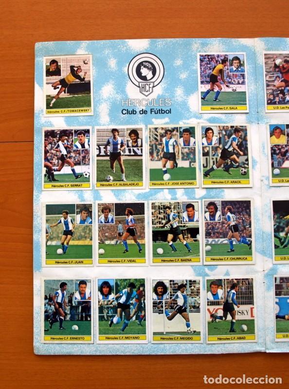 Álbum de fútbol completo: Album Liga 81-82, 1981-1982 -Ed. Este - Completo, mas 36 cromos que van aparte, ver fotos interiores - Foto 10 - 86647900