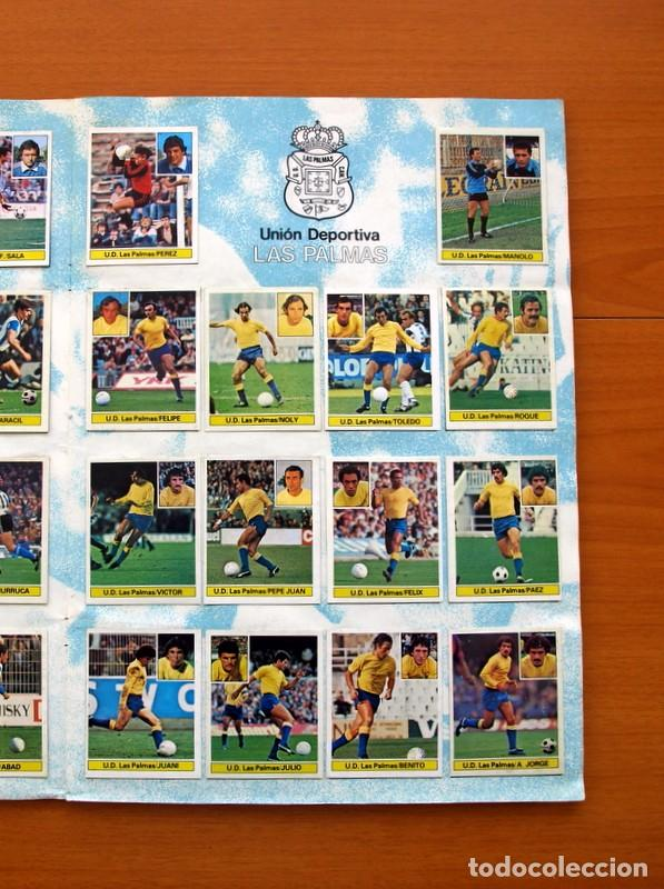 Álbum de fútbol completo: Album Liga 81-82, 1981-1982 -Ed. Este - Completo, mas 36 cromos que van aparte, ver fotos interiores - Foto 11 - 86647900