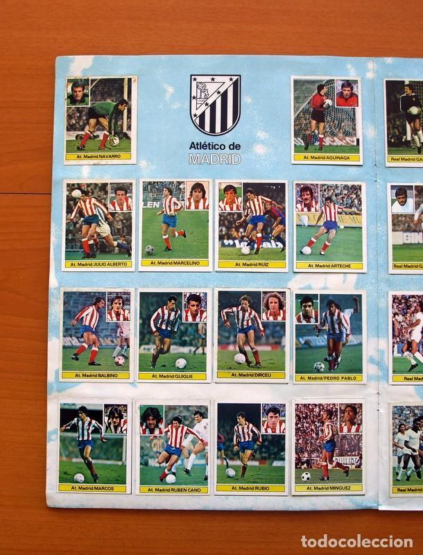 Álbum de fútbol completo: Album Liga 81-82, 1981-1982 -Ed. Este - Completo, mas 36 cromos que van aparte, ver fotos interiores - Foto 12 - 86647900
