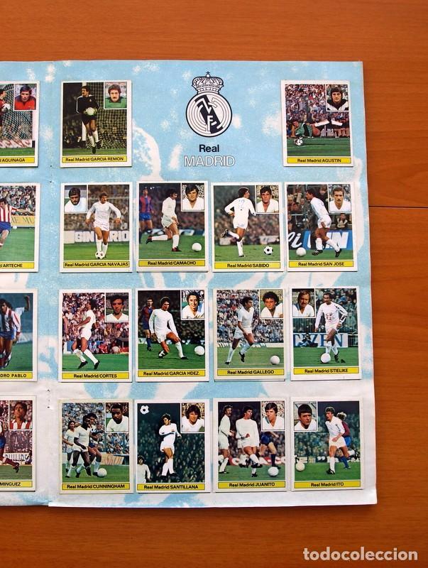Álbum de fútbol completo: Album Liga 81-82, 1981-1982 -Ed. Este - Completo, mas 36 cromos que van aparte, ver fotos interiores - Foto 13 - 86647900