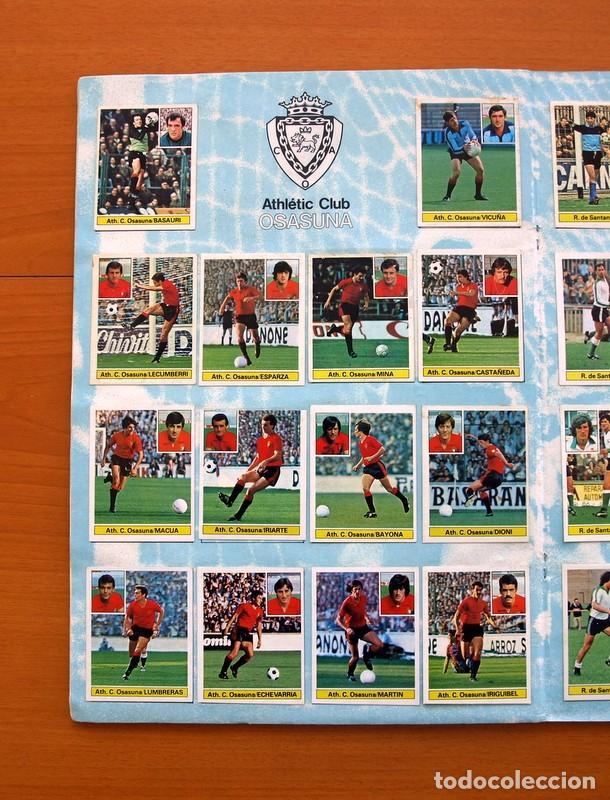 Álbum de fútbol completo: Album Liga 81-82, 1981-1982 -Ed. Este - Completo, mas 36 cromos que van aparte, ver fotos interiores - Foto 14 - 86647900