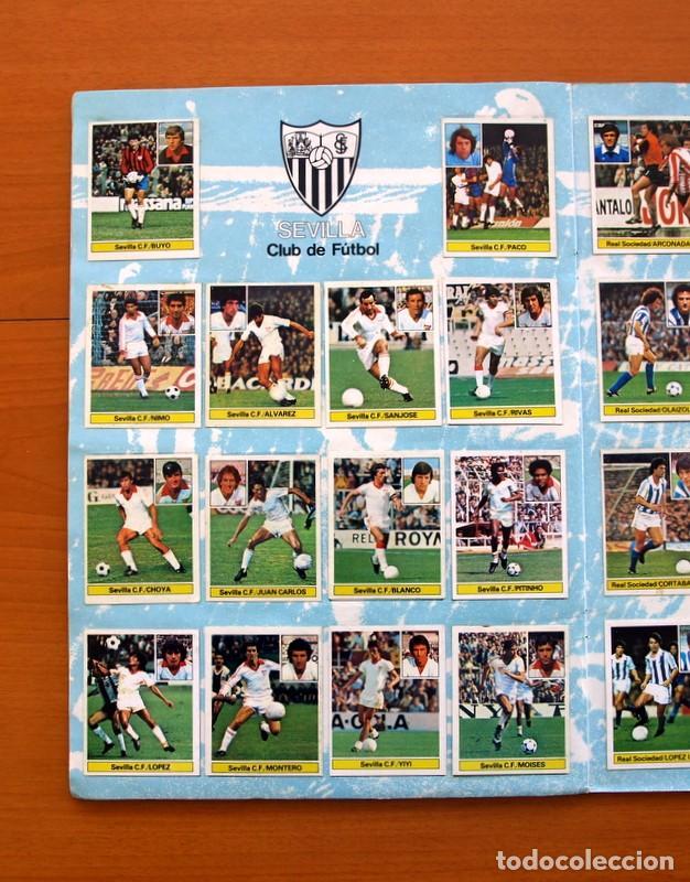 Álbum de fútbol completo: Album Liga 81-82, 1981-1982 -Ed. Este - Completo, mas 36 cromos que van aparte, ver fotos interiores - Foto 16 - 86647900