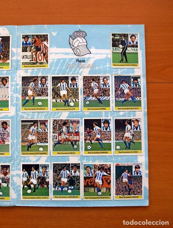 Álbum de fútbol completo: Album Liga 81-82, 1981-1982 -Ed. Este - Completo, mas 36 cromos que van aparte, ver fotos interiores - Foto 17 - 86647900