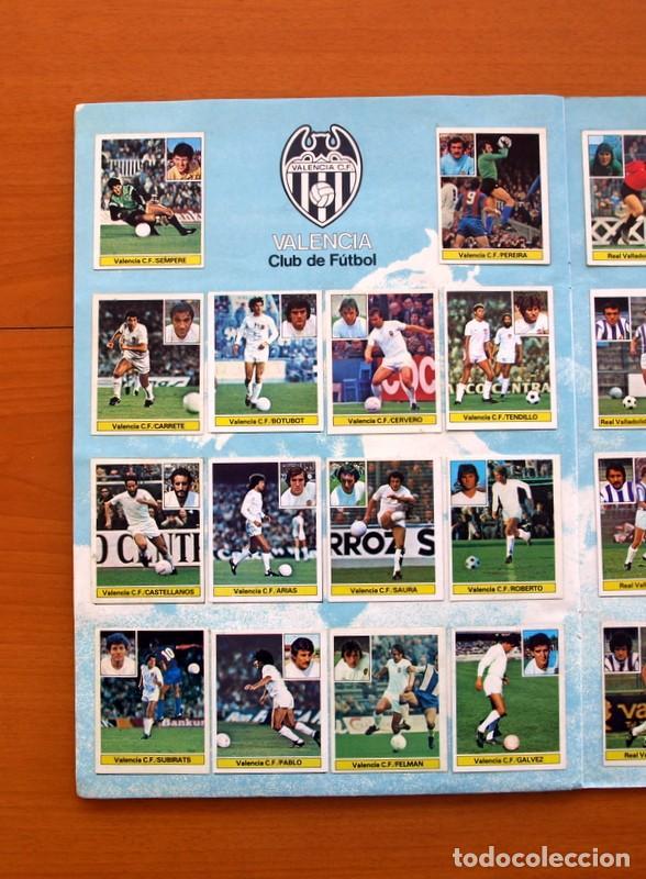 Álbum de fútbol completo: Album Liga 81-82, 1981-1982 -Ed. Este - Completo, mas 36 cromos que van aparte, ver fotos interiores - Foto 18 - 86647900