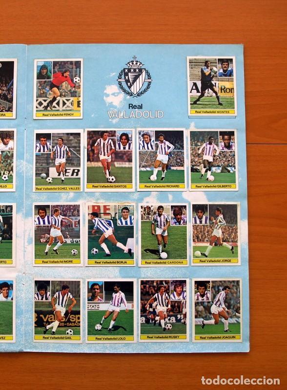 Álbum de fútbol completo: Album Liga 81-82, 1981-1982 -Ed. Este - Completo, mas 36 cromos que van aparte, ver fotos interiores - Foto 19 - 86647900