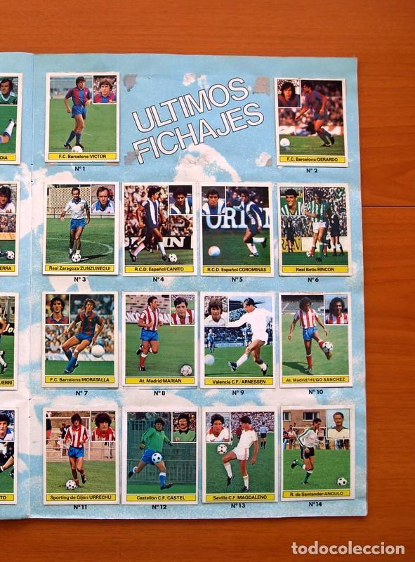 Álbum de fútbol completo: Album Liga 81-82, 1981-1982 -Ed. Este - Completo, mas 36 cromos que van aparte, ver fotos interiores - Foto 21 - 86647900