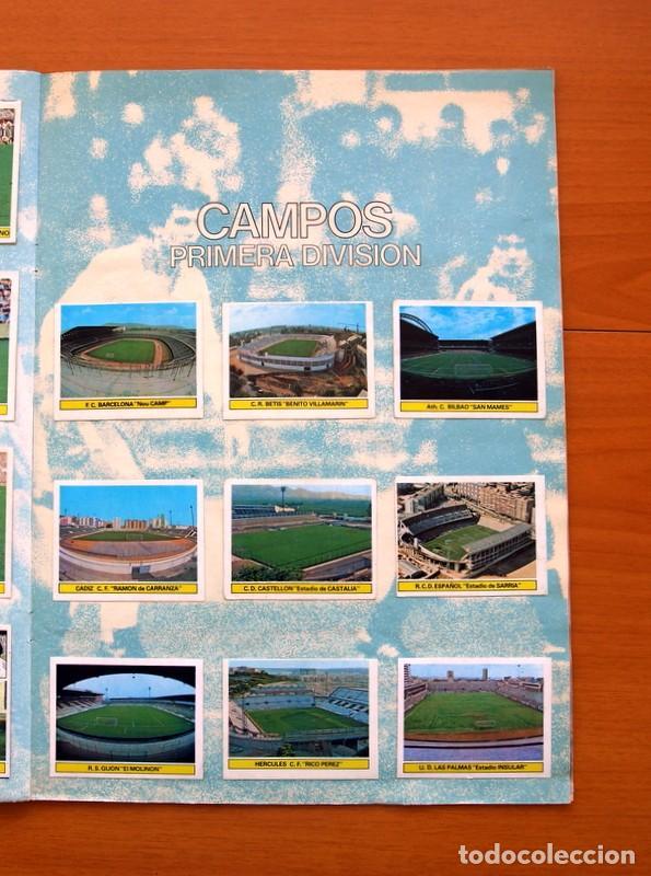 Álbum de fútbol completo: Album Liga 81-82, 1981-1982 -Ed. Este - Completo, mas 36 cromos que van aparte, ver fotos interiores - Foto 23 - 86647900