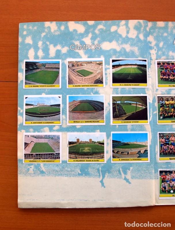 Álbum de fútbol completo: Album Liga 81-82, 1981-1982 -Ed. Este - Completo, mas 36 cromos que van aparte, ver fotos interiores - Foto 24 - 86647900