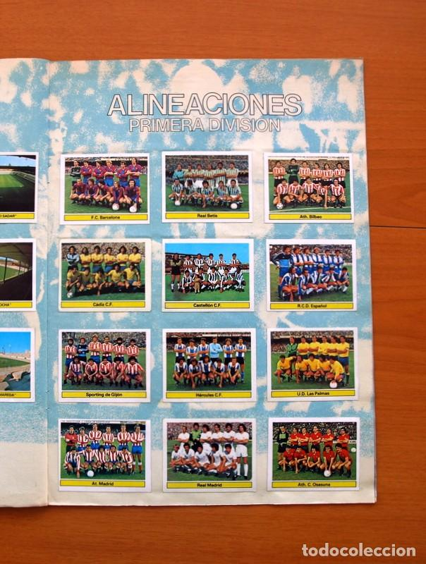 Álbum de fútbol completo: Album Liga 81-82, 1981-1982 -Ed. Este - Completo, mas 36 cromos que van aparte, ver fotos interiores - Foto 25 - 86647900
