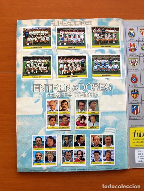 Álbum de fútbol completo: Album Liga 81-82, 1981-1982 -Ed. Este - Completo, mas 36 cromos que van aparte, ver fotos interiores - Foto 26 - 86647900