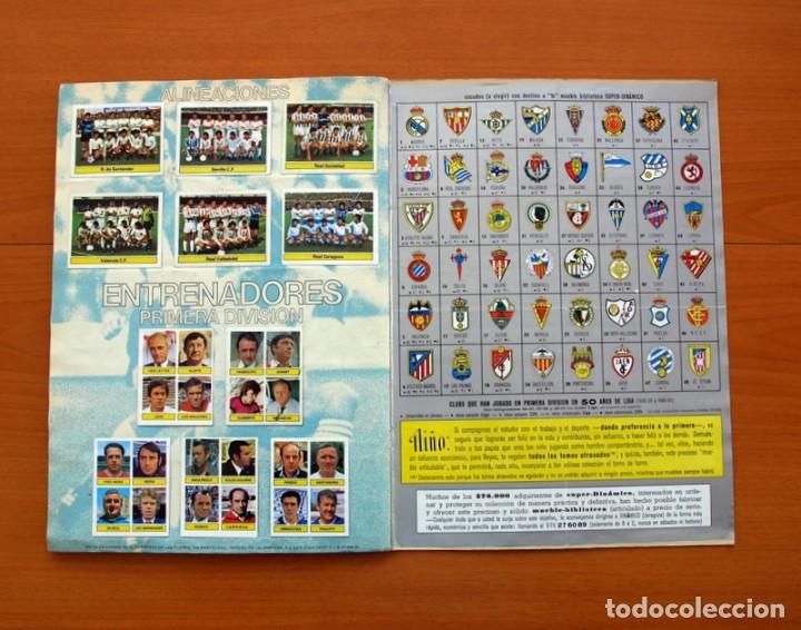 Álbum de fútbol completo: Album Liga 81-82, 1981-1982 -Ed. Este - Completo, mas 36 cromos que van aparte, ver fotos interiores - Foto 27 - 86647900