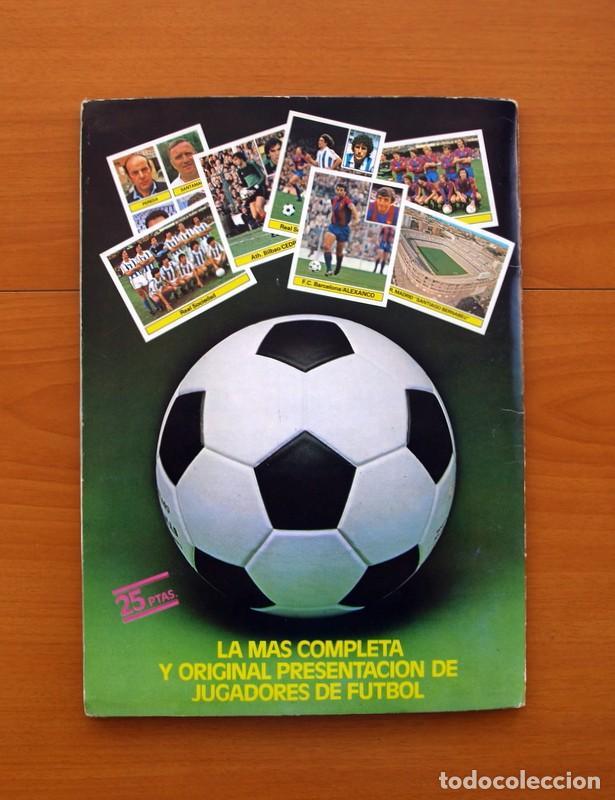 Álbum de fútbol completo: Album Liga 81-82, 1981-1982 -Ed. Este - Completo, mas 36 cromos que van aparte, ver fotos interiores - Foto 29 - 86647900